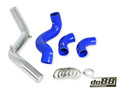 V70III 2008-2015 2.5T, 2.5FT DO88 Turbo Pressure Pipe Kit